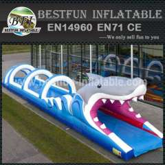 Ventriglisse inflatable shark slip