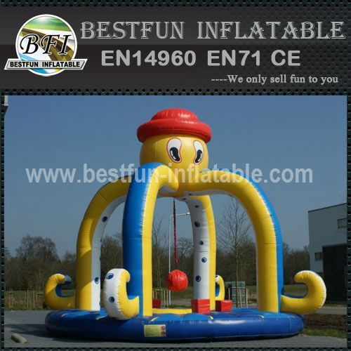 Octopus Inflatable Ball Jousting