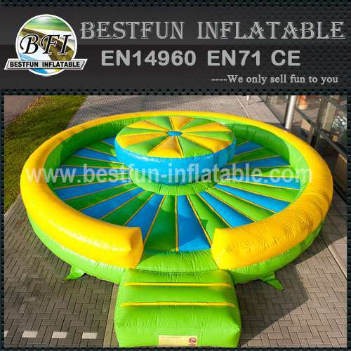 Inflatable Gladiator Arena Sports