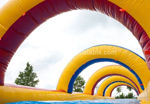 18m inflatable slip mat
