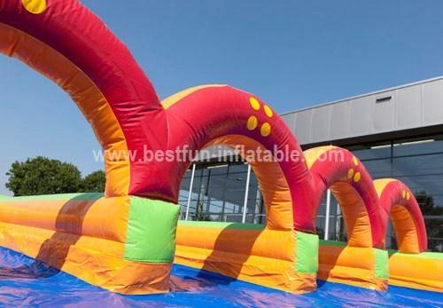 Custom Slip N Slide Inflatable