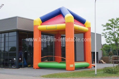 Inflatable Mountain Bounce House