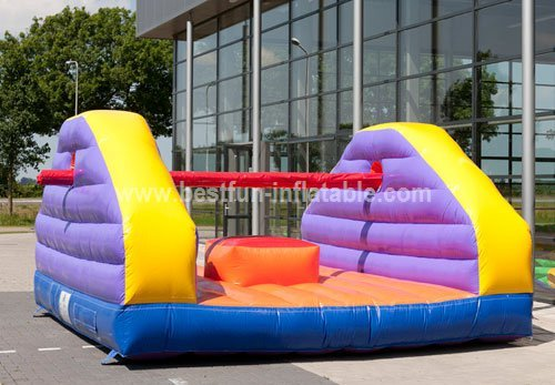 Inflatable Pillow Bash Game