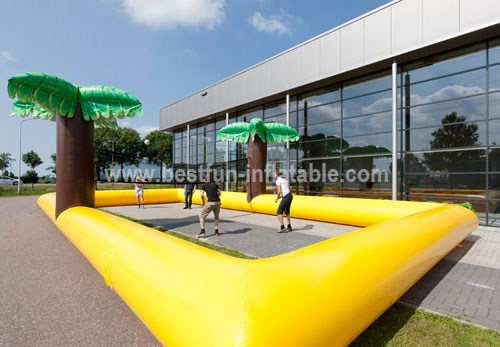 Inflatable Volleyball Court Ball Sports Game Volleyball Field