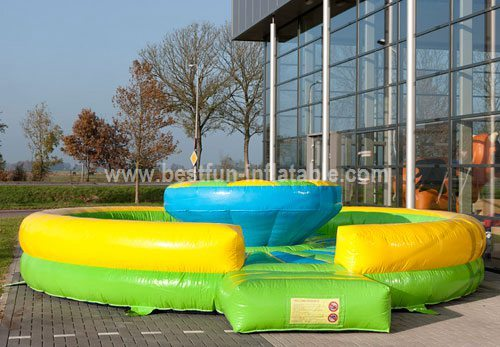 Round Shape Inflatable Gladiator Duel
