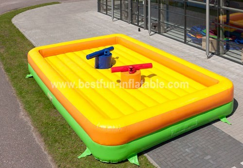 Sport Game Inflatable Fighting Arena Gladiator