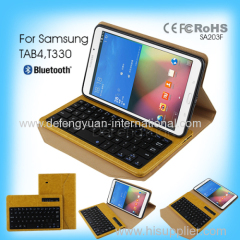 Tablet bluetooth keyboard for for Samsung