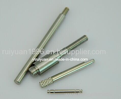 Mirco shaft drive axle precision shaft