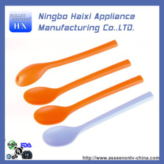 durable plastic spoon fork straw