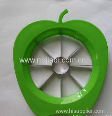 Useful apple cutter/S/S peeler/ Comfor-grip handle cutting board