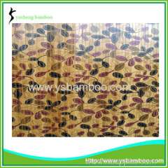 exhibition wall bamboo panel