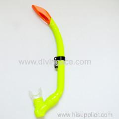 China 2014 hot sale adult scuba diving snorkel for scuba diving
