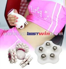 2014 Hot sale 3d body massager cellulite massager body slimmer