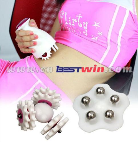 2014 Hot sale 3d body massager cellulite massager body slimmer