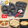 EZ Pockets pizza pan Mini baking pan