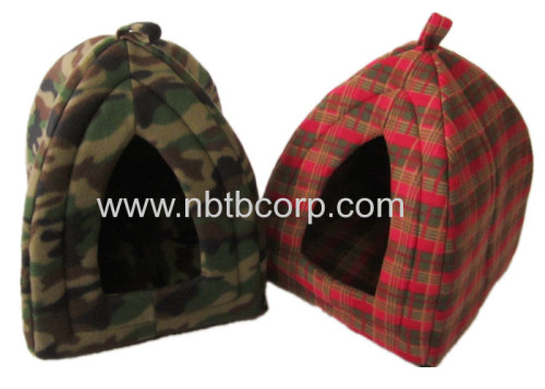 pet dog cat teepee tent bed