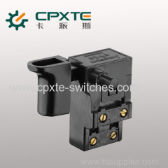 CSH switches for interference angle grinder