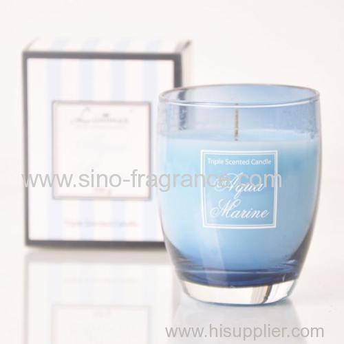 natural soy scented candle