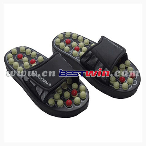 Healthy Sandals Shoes Massage Slippers Acupuncture Foot Reflex