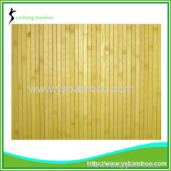 yellow bamboo print wallpaper