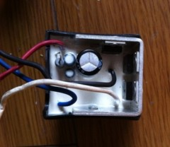 DC controller for Cultivator