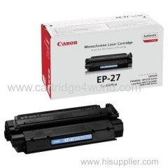 High Quality Canon EP-27 Genuine Original Laser Toner Cartridge Factory Direct Sale