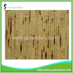 bamboo slate wall panel