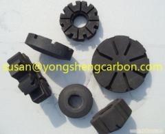 High quality graphite rotor