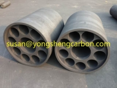 Graphite special shaped products