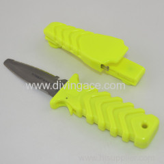 Hot sale Titanium diving knife