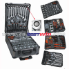 188pcs hand tools with aluminium case