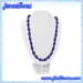 Silicone teething beads necklace jewelry China