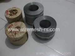 filter belt for plastic extruder