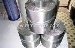 reversible dutch filter screen mesh belt