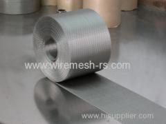 plastic extruder filter screen belt