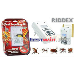 Riddex pro pest repeller/ riddex electronic pest repeller