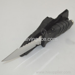 Scuba diving knife for hunting