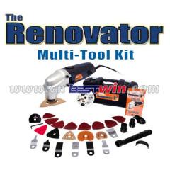 Renovator multi tool kit/renovator standard set