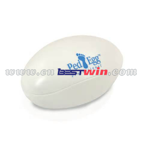 Ped Foot Egg Shaped Cuticle Remover
