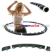 Magnetic massage hula hoop