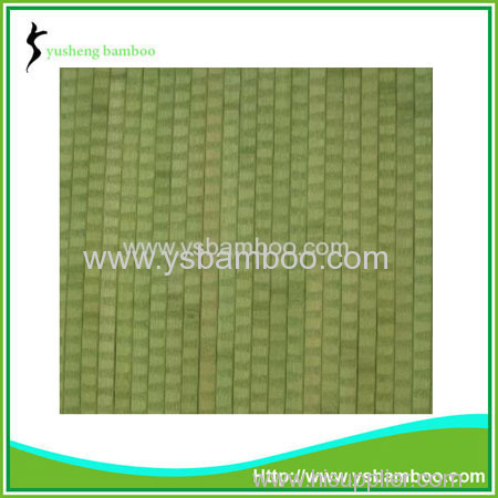 attractive bamboo wall covering