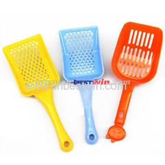 Plastic cat litter shovel 2014 new hot product