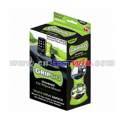 Grip go car phone mount/Grip Cell Phone Holder