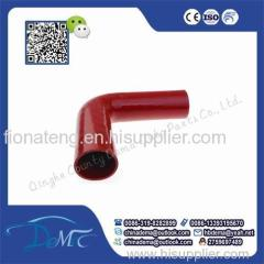 silicone hose for industrial machines
