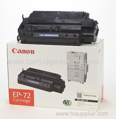 High Quality Canon EP-72 Genuine Original Laser Toner Cartridge Factory Direct Sale