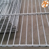 50mm by 200mm aperture 868 type double wire fence panels