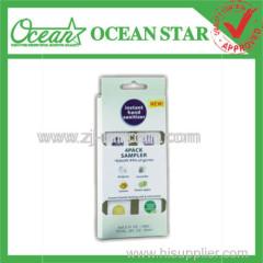 15ml 4pk in box waterless natural hand sanitizer