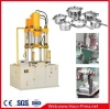 four column hydraulic stamping press 100 tons for stainless steel kitchen sink by deep drawing and blanking