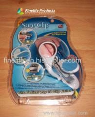 Magnifier Nail Clipper/LED light Sure clip/Sure Clip/Clip Nail Clipper