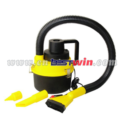 Car vacuum cleaner DC Plugs into lighter